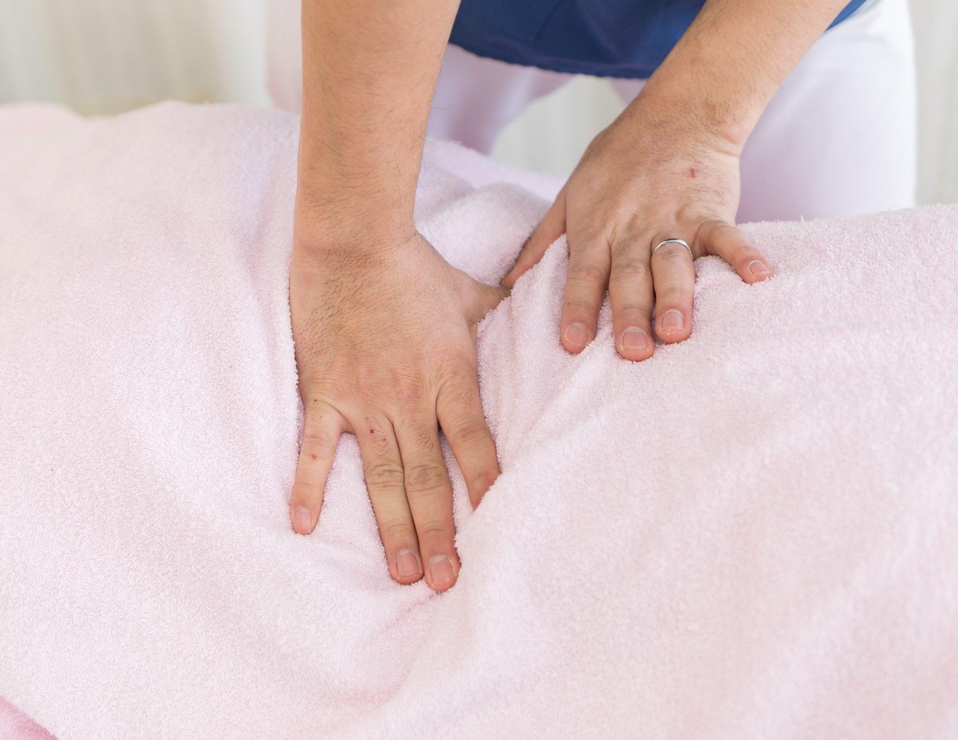 手技療法|郡山まこと鍼灸整骨院