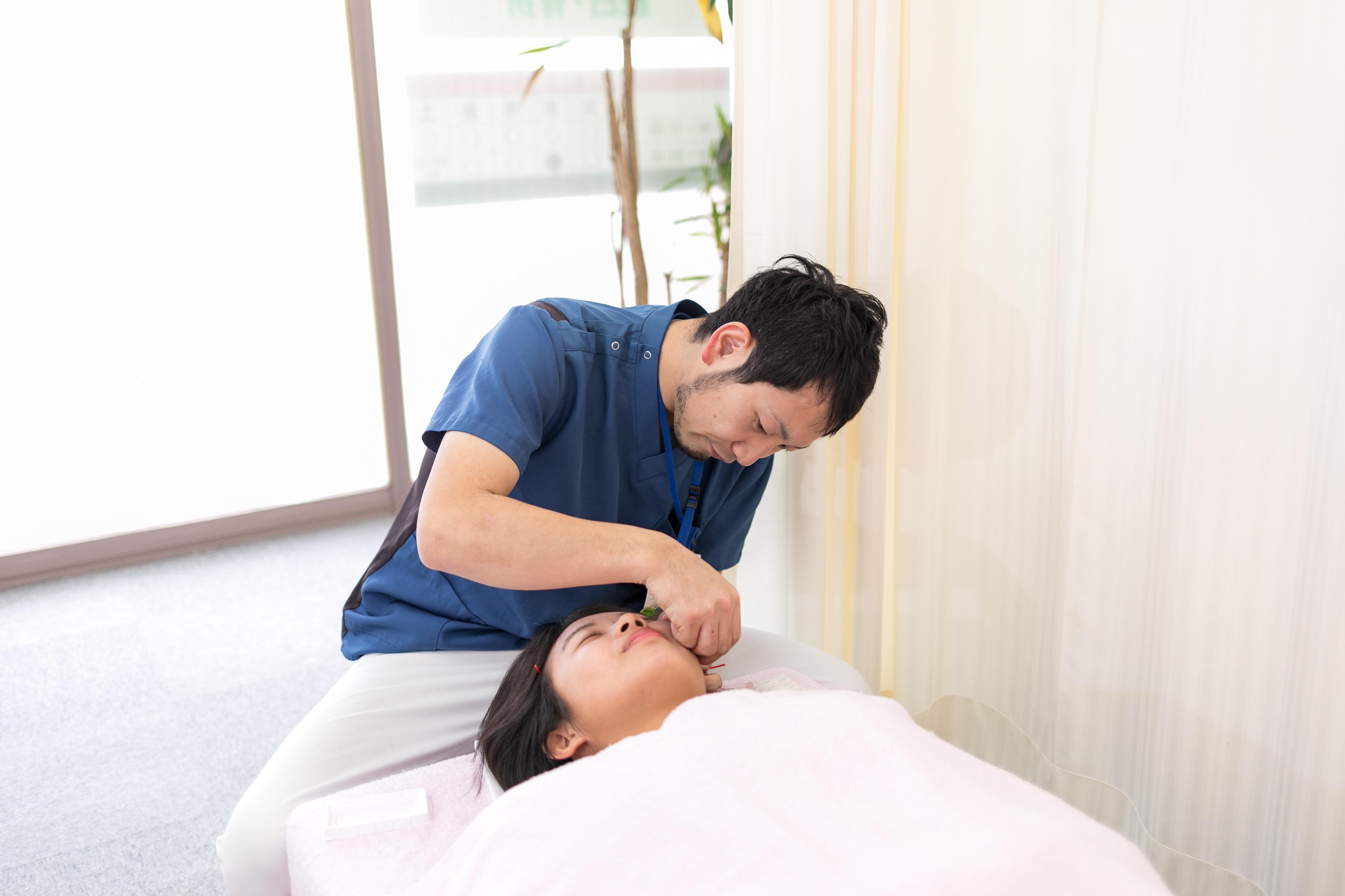 顎の痛み|郡山まこと鍼灸整骨院