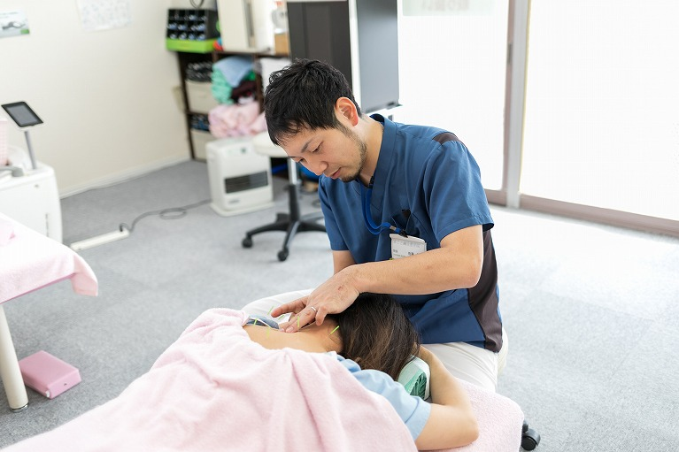 鍼灸治療|郡山市のまこと鍼灸整骨院